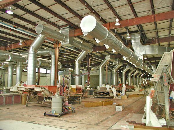 Defined Work Zones Ventilation Solutions