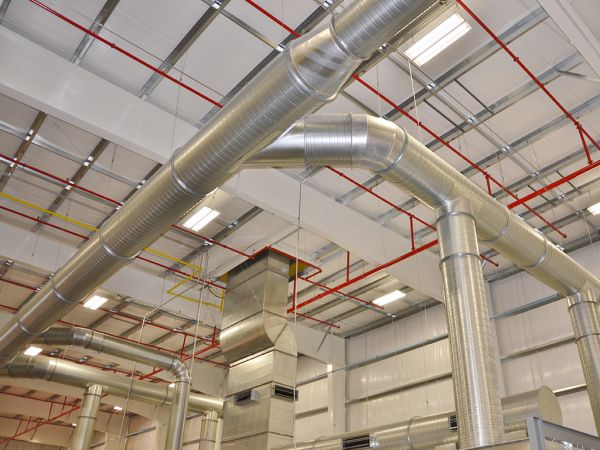 Custom Ventilation System Example