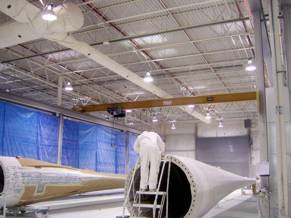 Wind Blade Ventilation Example
