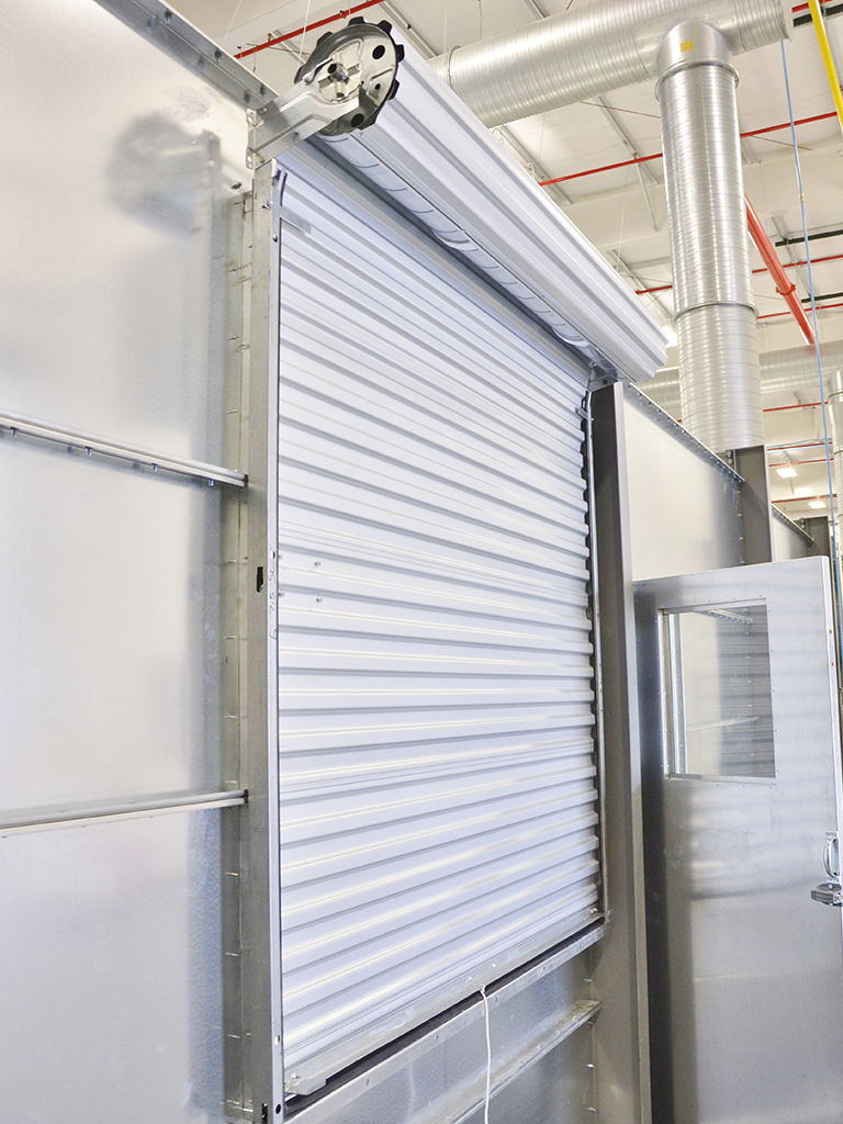 Industrial Automatic Doors : Ventilation solutions industrial images
