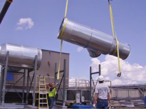Double Walled Pipe Installation